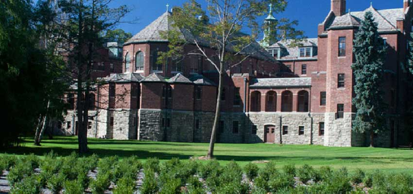 "A Founders' Dream, A beautiful east coast retreat center, ""the  monastery for the 21st century:"""
